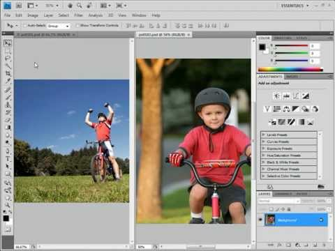 Adobe photoshop cs4 tutorials for beginners free download by.