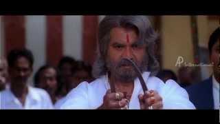 Diwan Tamil Movie Scene | Sarath Kumar saves the officer | Kiran | Vadivelu