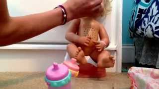 Baby Alive Surprise!