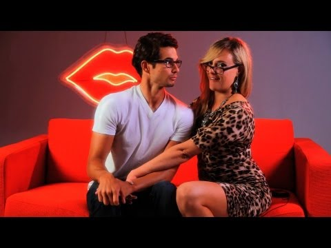 How to Kiss with Glasses | Kissing Tips Travel Video
