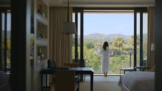 Beverly Hills Home Hotelier - Waldorf Astoria Beverly Hills - Evergreen