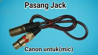 Download Video Cara Menyolder Jack Canon XRL  (untuk microphone) MP3 3GP MP4