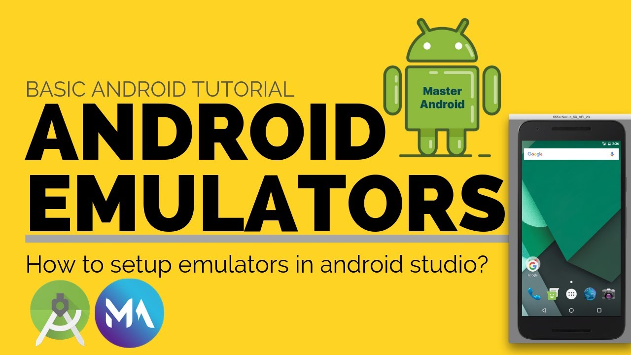 Android Emulator HAXM - How to setup emulator in android studio without errors? - Learn android