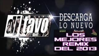 DJ Tavo Bailan rochas y chetas mix 2013