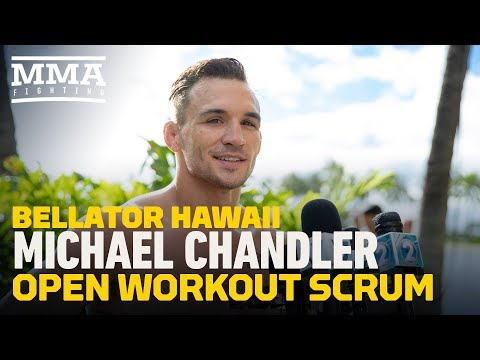 Bellator 212: Michael Chandler Doesn't Think Brent Primus Ever Wanted To Fight Him - MMA Fighting