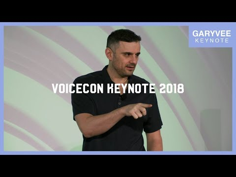 Why Voice Will Win | Keynote at VoiceCon 2018