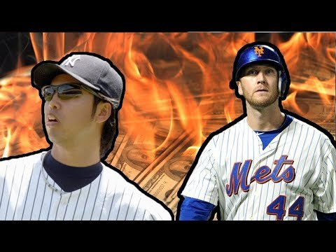 10 Worst Contracts in MLB History