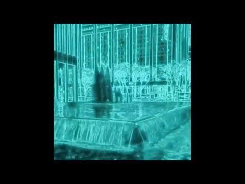 New York, New York - 1251 Avenue of the Americas Fountain Pool (Neon Camera) (2018)