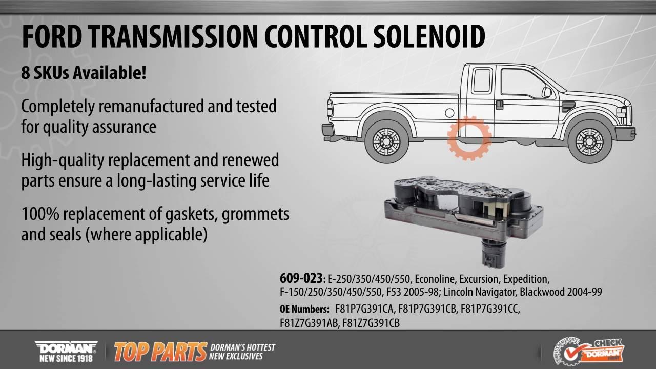 transmission control solenoid [ 1280 x 720 Pixel ]