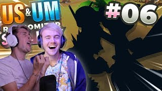 THIS GAME HATES US!! (Pokemon USUM Randomizer Soul Link • #06 • w/ FeintAttacks)