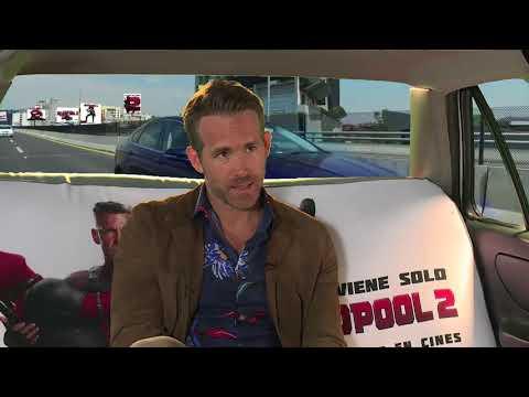 Ryan Reynolds Deadpool 2 Interview