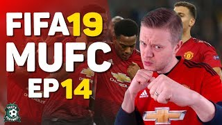 FIFA 19 Manchester United Goldbridge Career Mode EP 14