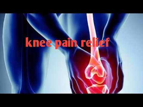 knee pain relief with yoga exercises  youtube