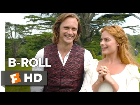 The Legend of Tarzan B-ROLL (2016) - Margot Robbie, Alexander Skarsgård Movie HD