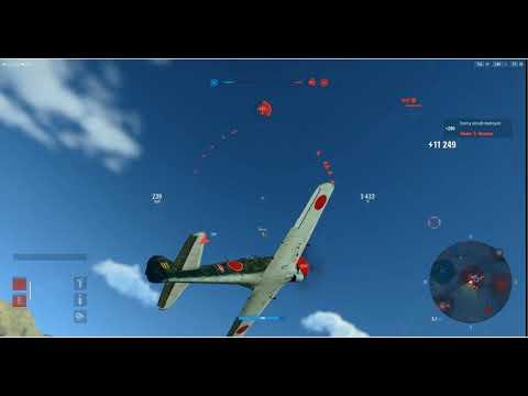 World Of Warplanes. Ki-84. 25K Combat Points.  Kemping Objective Like A Boss.