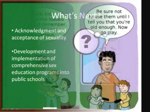 Sex ed in public schools