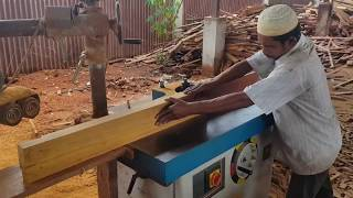 #cara #kusen #kayu #tutoial #furniture #interior Cara Membuat Kusen Pintu Kayu Minimalis