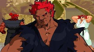 FIGHTCADE: Street Fighter Alpha Anthology Online Matches