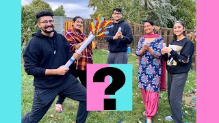 THE MANGAT FAMILY OFFICIAL BABY GENDER REVEAL!!