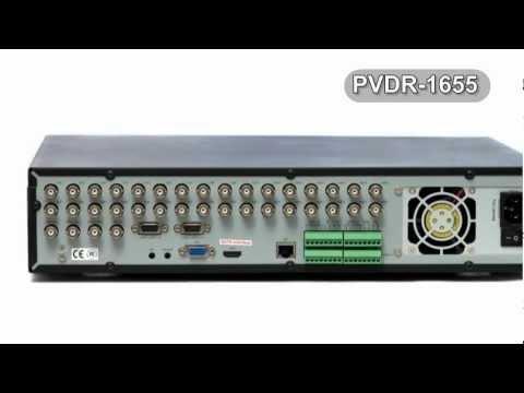 Оборудование для видеонаблюдения Polyvision™: AHD и IP
