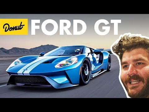 Ford GT – Everything You Need to Know | Up to Speed