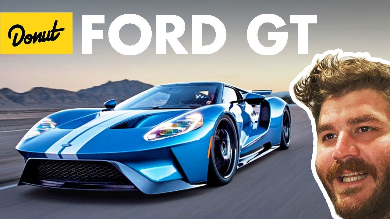 Ford Gt Everything You Need To Know Up To Speed