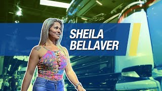 Video Sheila Bellaver, caminhoneira e YouTuber na Fenatran | BRC download MP3, 3GP, MP4, WEBM, AVI, FLV Desember 2017