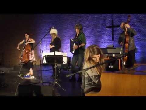AMERICAN SONGBIRDS live in Bochum 30. März 2014