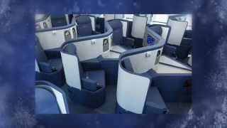 Delta's 747 Business Elite Lie Flat Beds And Narita/seattle Lounges