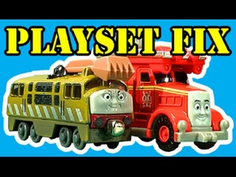 Thomas Dieselworks Fix & Rescue Operations