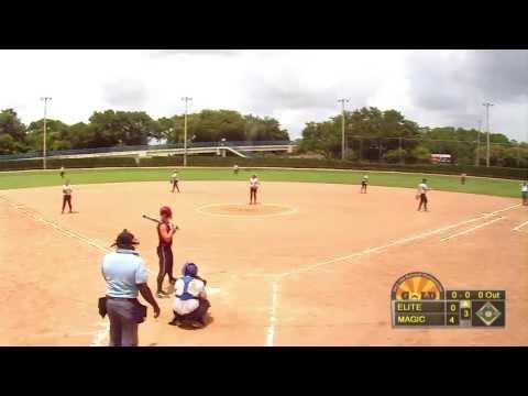 Field 1 Midland Magic vs. Tulsa Elite