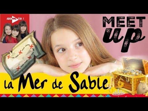 MON PREMIER MEET UP À LA MER DE SABLE !!!