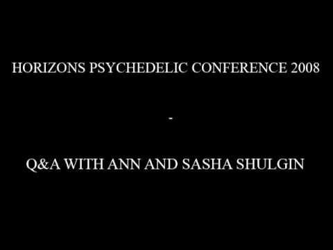 horizons-psychedelic-conference-2008---q&a-with-ann-and-sasha-shulgin-pt-2/5