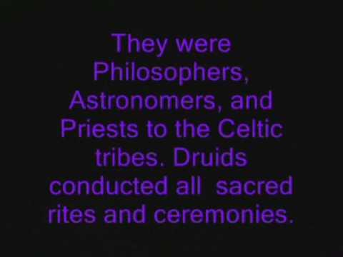 The Mystic Druids Part 1