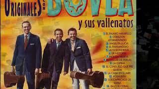 Bovea y Sus Vallenatos - Alberto Fernández - 15 de sus éxitos - ESPECTACULAR SELECCIÓN - Col Lujomar