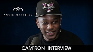 Cam'ron Breaks Down Issues w/Jim Jones, L&HH, UFC + Talks Dipset &  TV Show