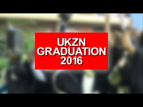 UKZN GRADUATION 2016