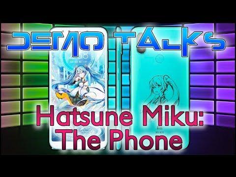 Demo Talks Hatsune Miku: The Phone | VocaloiDemo