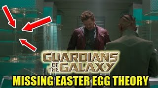 Universal Church of Truth | Guardians of the Galaxy Missing Easter Egg Theory