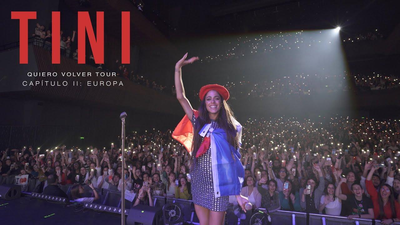 TINI | Quiero Volver Tour - Cap 2: Europa