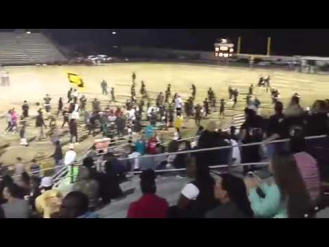 Dillon High School Nasty Cat Football Friday Night Live
