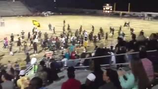 Dillon High School Nasty Cat Football Friday Night Live