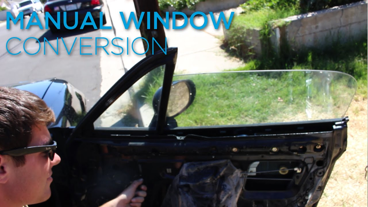 retro miata power to manual window conversion youtube rh youtube com Automatic Switching to Manual Transmission Transmission Swap Automatic to Manual