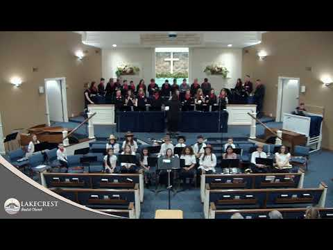 Lakecrest Baptist School - Spring Concert