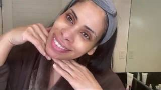 Makeup Removal Routine by Esthetician Deisy Suarez, owner and founder of DESUAR Spa