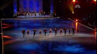 2011 Riverdance on Ice - Reel Around the Sun - Entire Cast