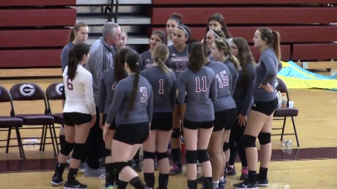 NCCS - Galway Volleyball C Regional Final  11-12-16