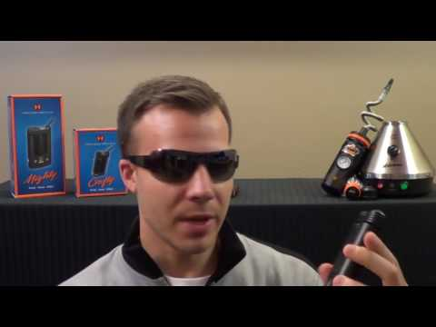 SmokeSmith Gear: Storz & Bickel Mighty Vaporizer Review by The Vape Critic