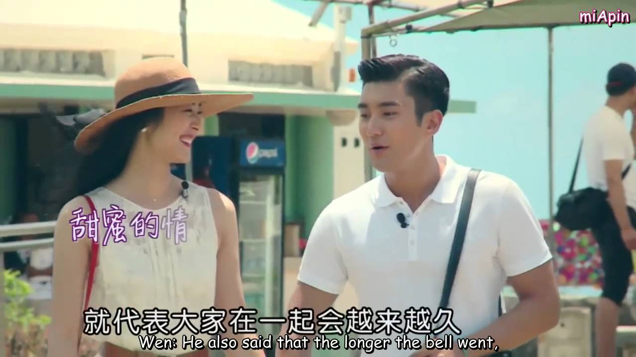 [ENG SUB] Siwon & Liuwen - We are in love EP 12 (Finale)