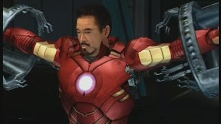 Iron man 2 Part 1 Full game Walktrought Gameplay XBOX 360 PS 3 PC